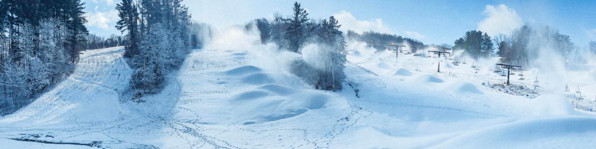 Snowmaking Blue